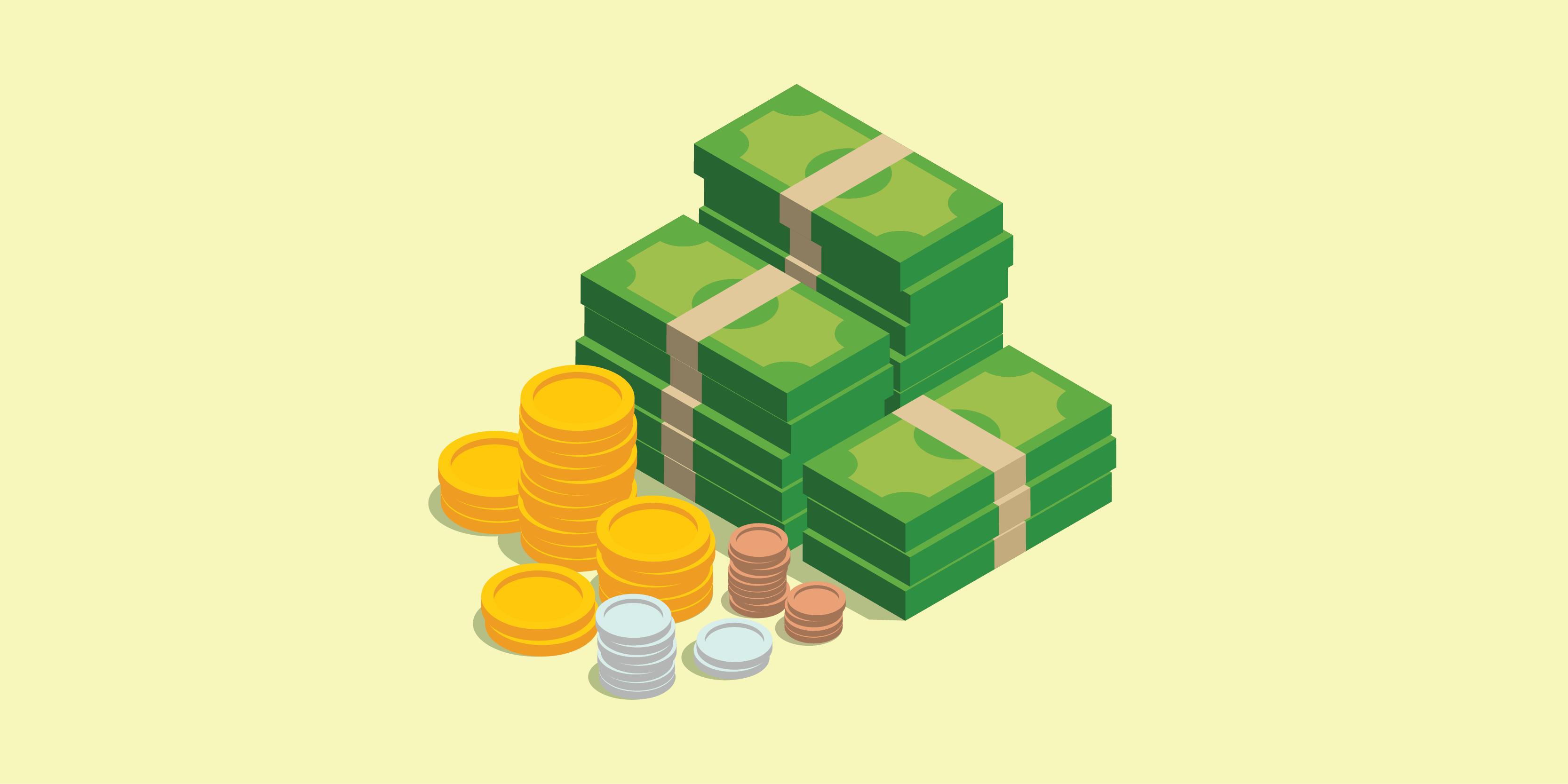 מה זה כסף לעומת ביטקוין
