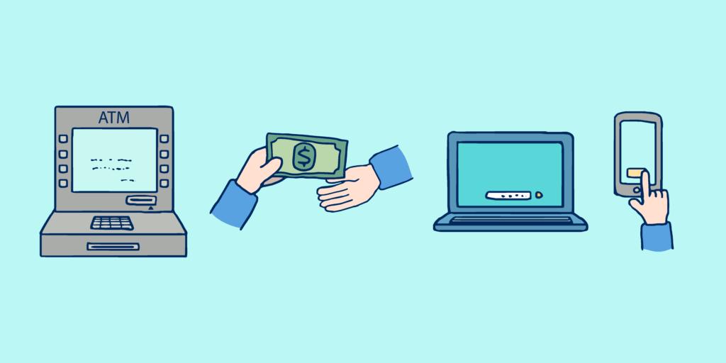 How to get Bitcoin איך להשיג ביטקוין איך לקנות ביטקוין